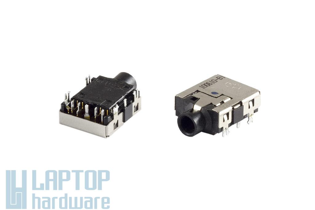 Sony Vaio PCG 71811M laptophoz használt audio jack csatlakozó