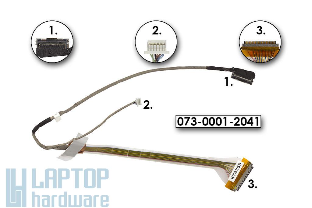 Sony Vaio PCG-7L1M laptophoz használt LCD kábel, 073-0001-2041