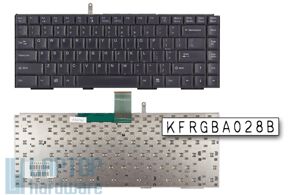 Sony Vaio PCG-F, PCG-F150, PCG-F250, PCG-F270 használt US angol laptop billentyűzet (KFRGBA028B)