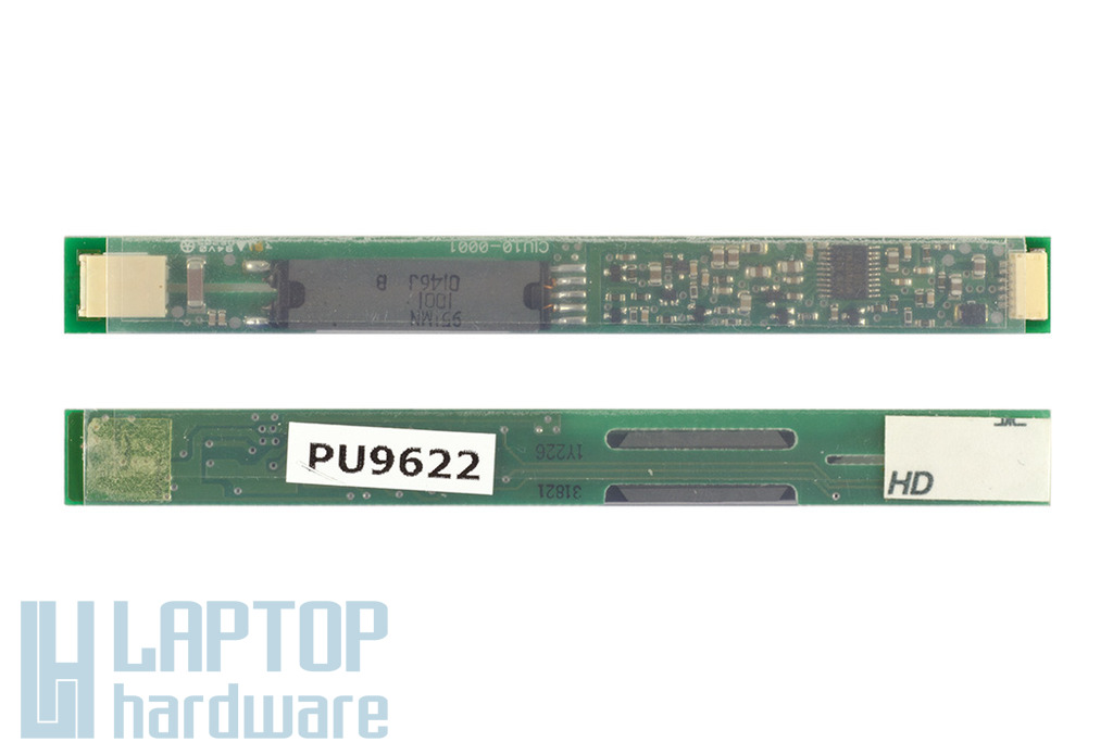 Sony Vaio PCG-FXA35, 9E1L, FX701 Genuine laptophoz használt LCD inverter. ( CIU10-0001,1Y226)
