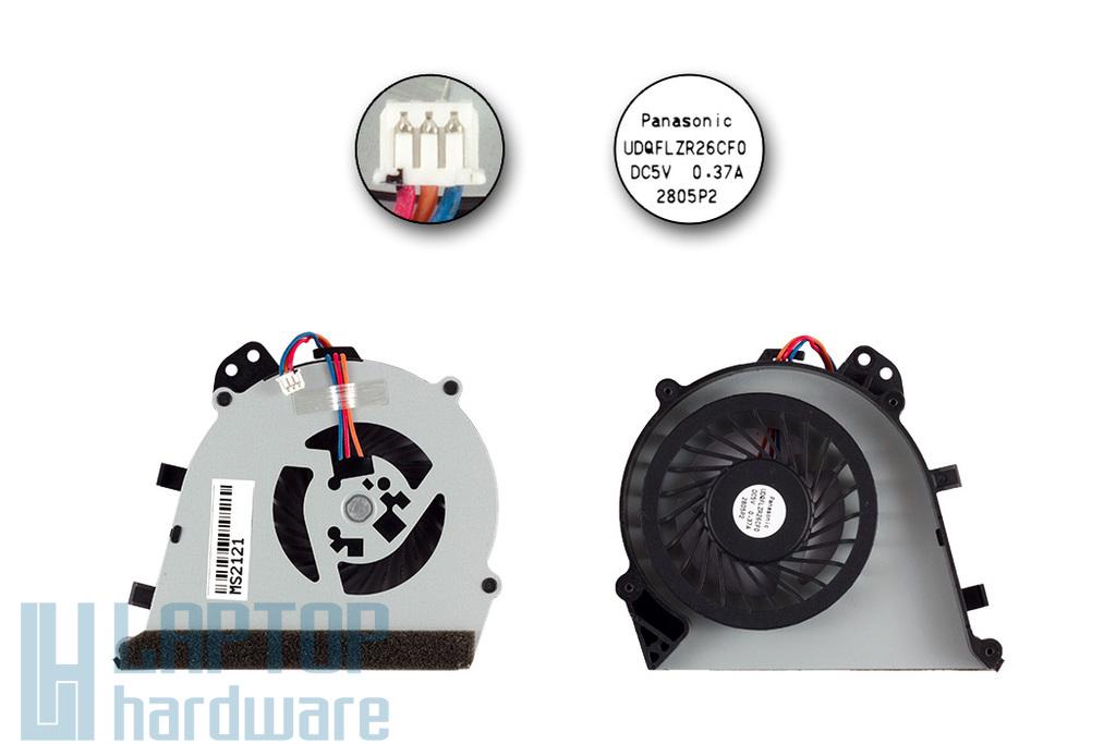 Sony Vaio SVE-14 használt laptop hűtő ventillátor (UDQFLZR26CF0)