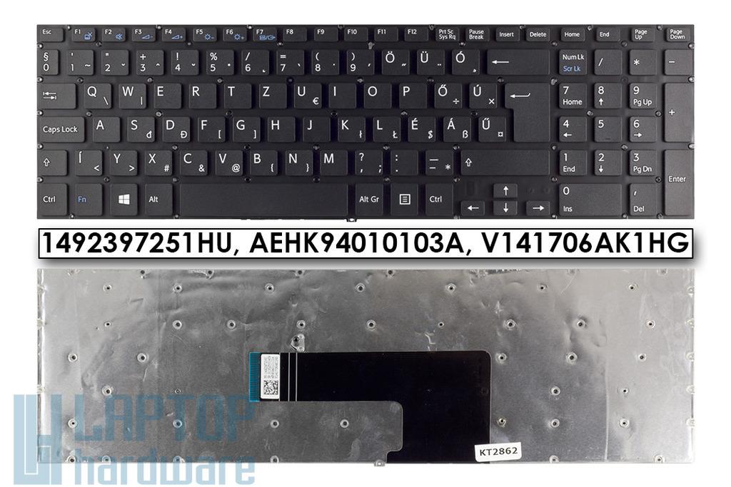 Sony VAIO SVF15, SVF15A, SVF15E gyári új magyar laptop billentyűzet, 1492397251HU