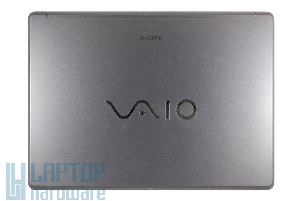 Sony Vaio VGN-FE31Z, PCG-7R1M laptophoz használt LCD hátlap