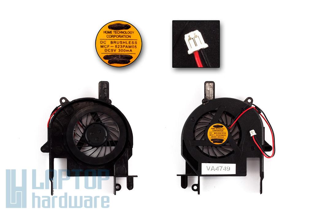 SONY Vaio VGN-SZ gyári új laptop hűtő ventilátor (MCF-523PAM05)