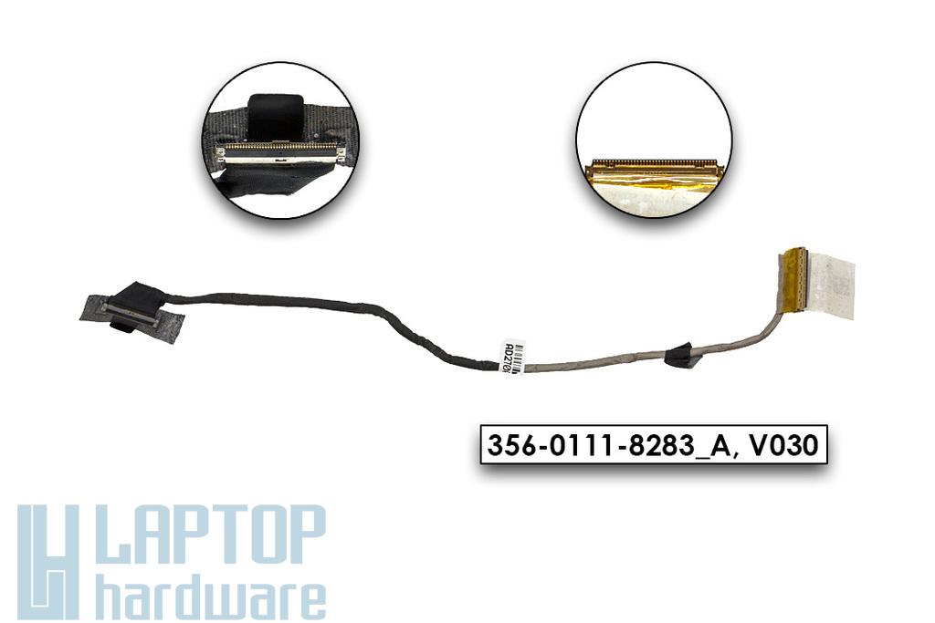 Sony Vaio VPC-SA, PCG-4121EM használt laptop LCD kijelző kábel (356-0111-8283_A)