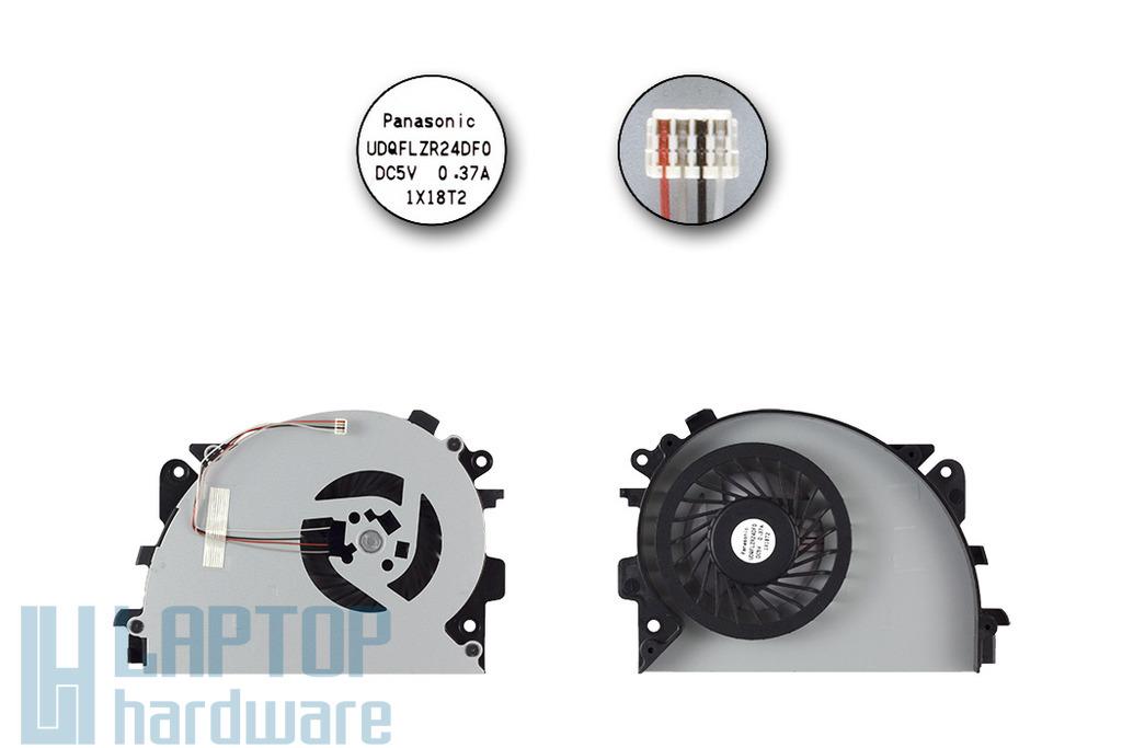 Sony Vaio VPC-SE gyári új laptop hűtő ventilátor,  UDQFLZR24DF0