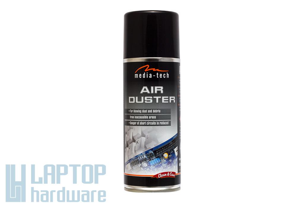 Media-Tech sűrített levegő spray 400ml (MT2607)