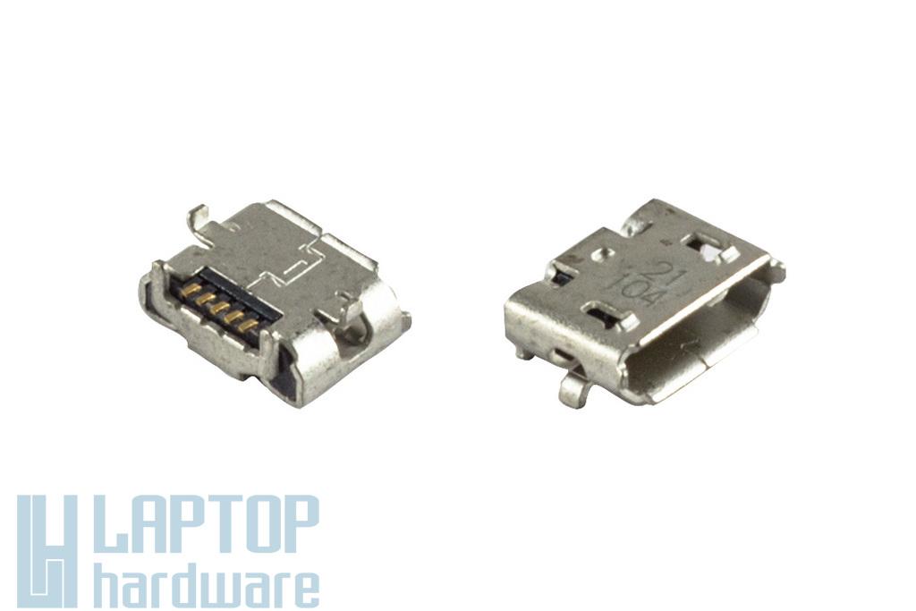 Tablet  micro USB csatlakozó, 0126