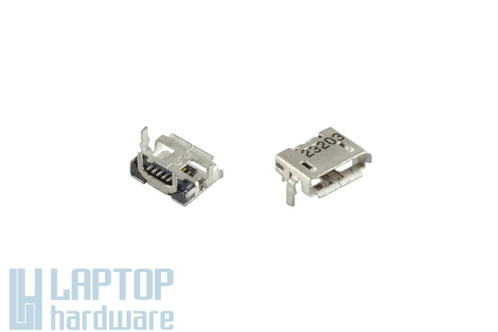 Tablet  micro USB csatlakozó, 0104