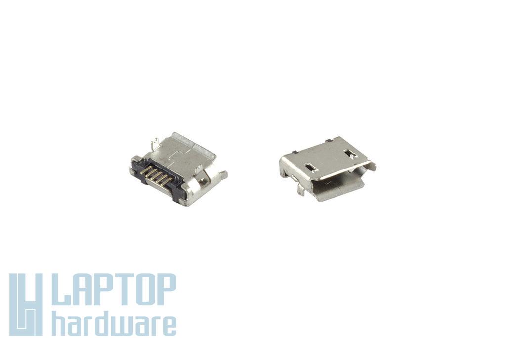 Tablet  micro USB csatlakozó, 0107