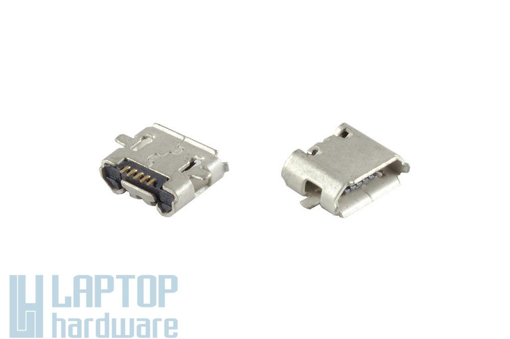 Tablet  micro USB csatlakozó, 0115