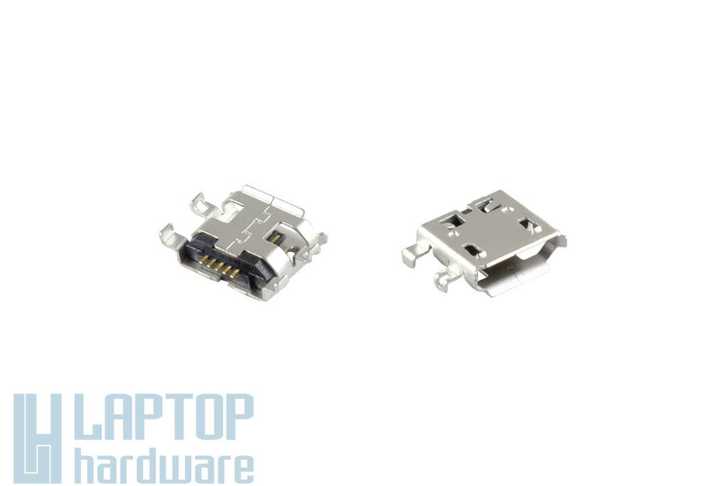 Tablet  micro USB csatlakozó, 0118