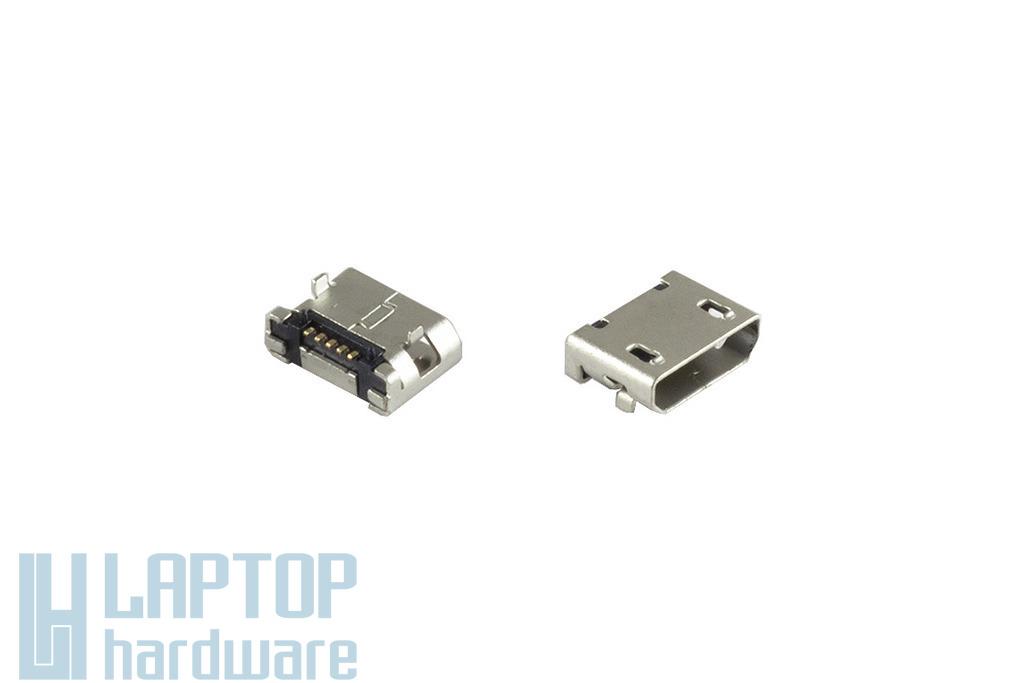 Tablet  micro USB csatlakozó, 0130
