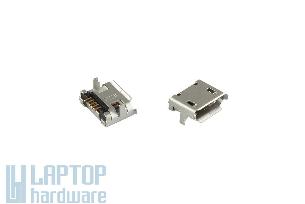 Tablet  micro USB csatlakozó, 0134