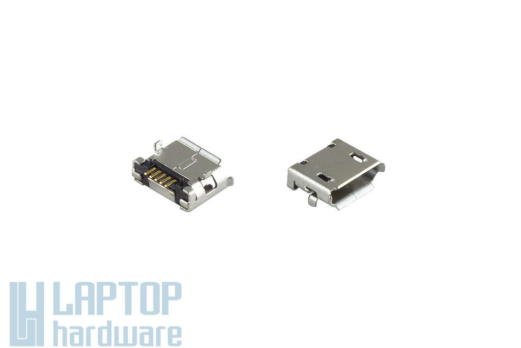 Tablet  micro USB csatlakozó, 0138