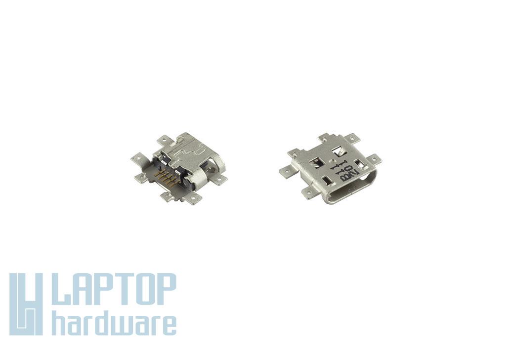Tablet  micro USB csatlakozó, 0141