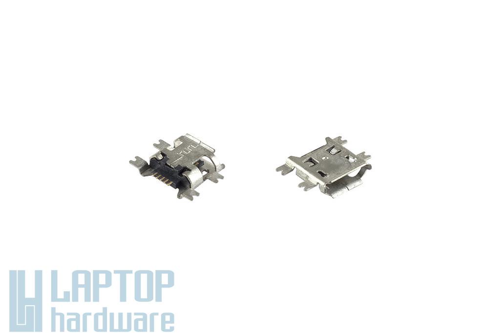Tablet  micro USB csatlakozó, 0142