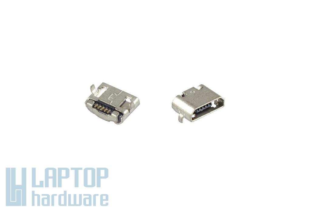 Tablet  micro USB csatlakozó, 0153
