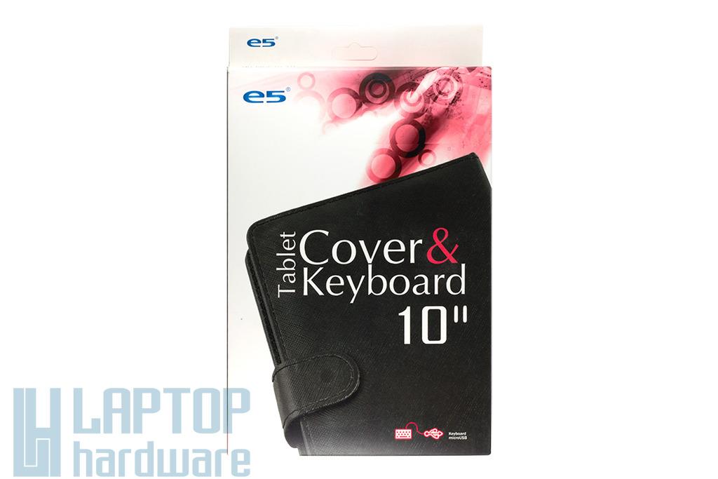 Tablet tok microUSB billentyűzettel (10