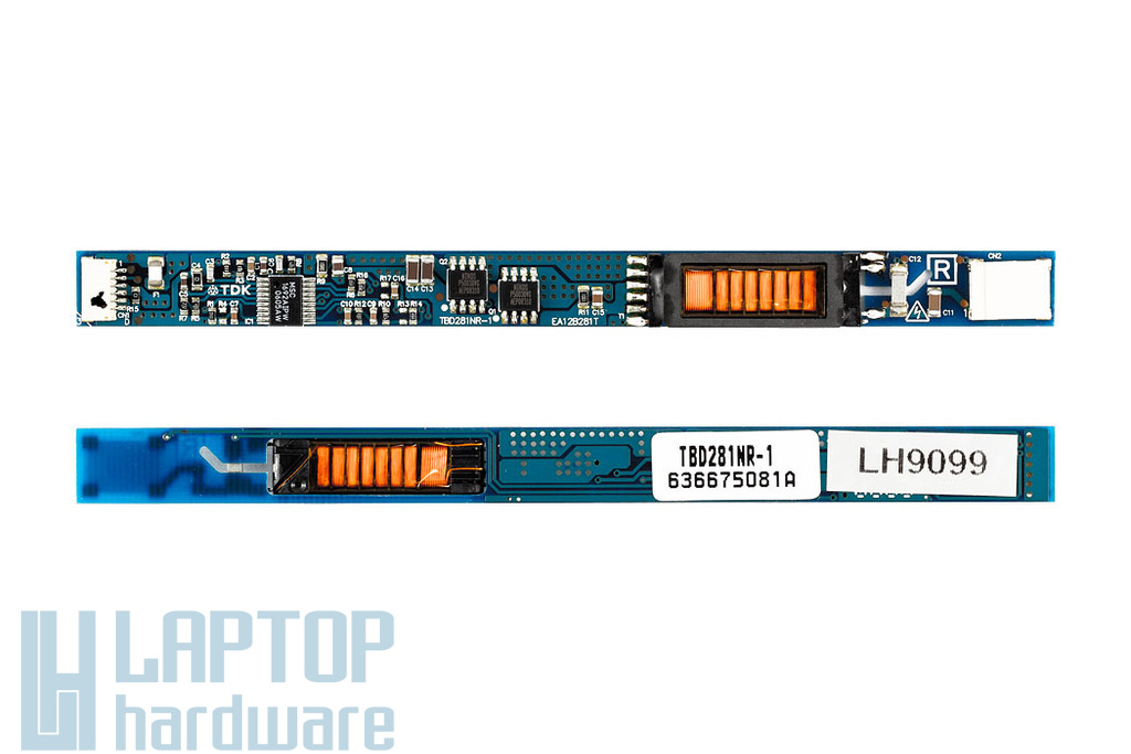 Fujitsu Esprimo D9500, M9400, U9200 LCD inverter TBD281NR-1