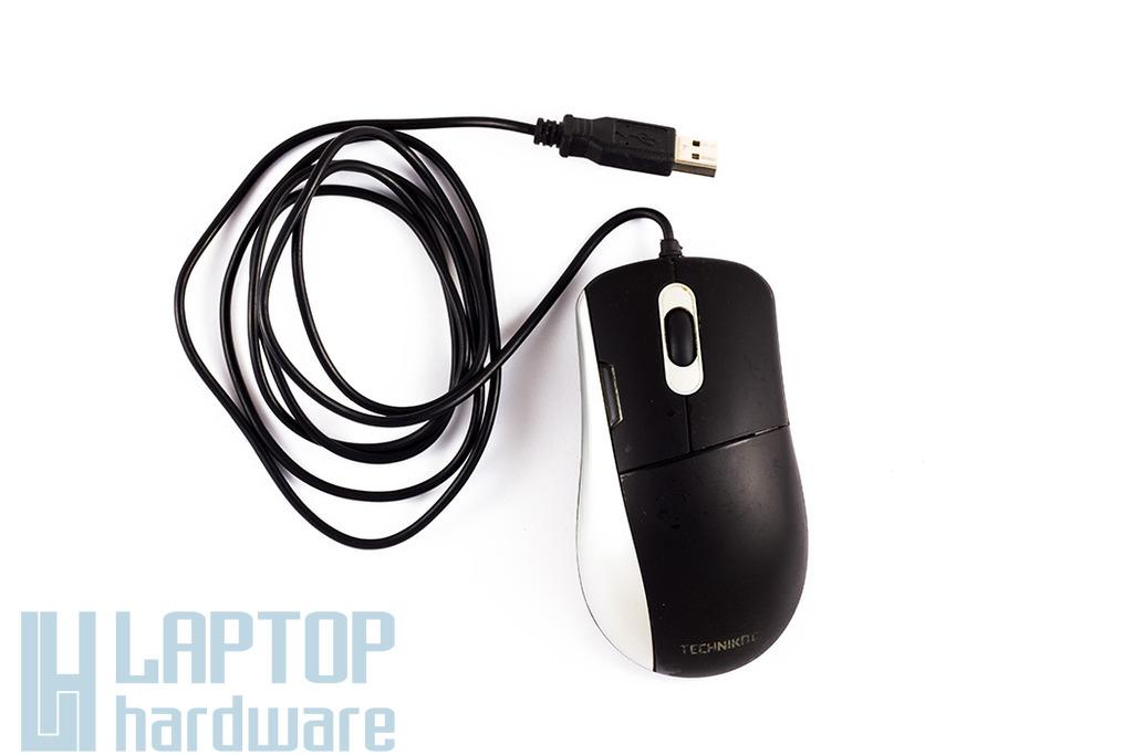 Technika használt USB optikai egér, TKOPTM2