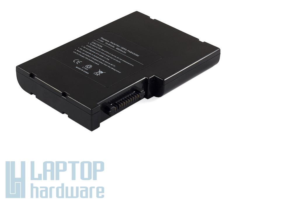 Toshiba Dynabook F30, Qosmio F30, G30, G40, G50 helyettesítő új 9 cellás laptop akku/akkumulátor (PA3476U-1BRS)
