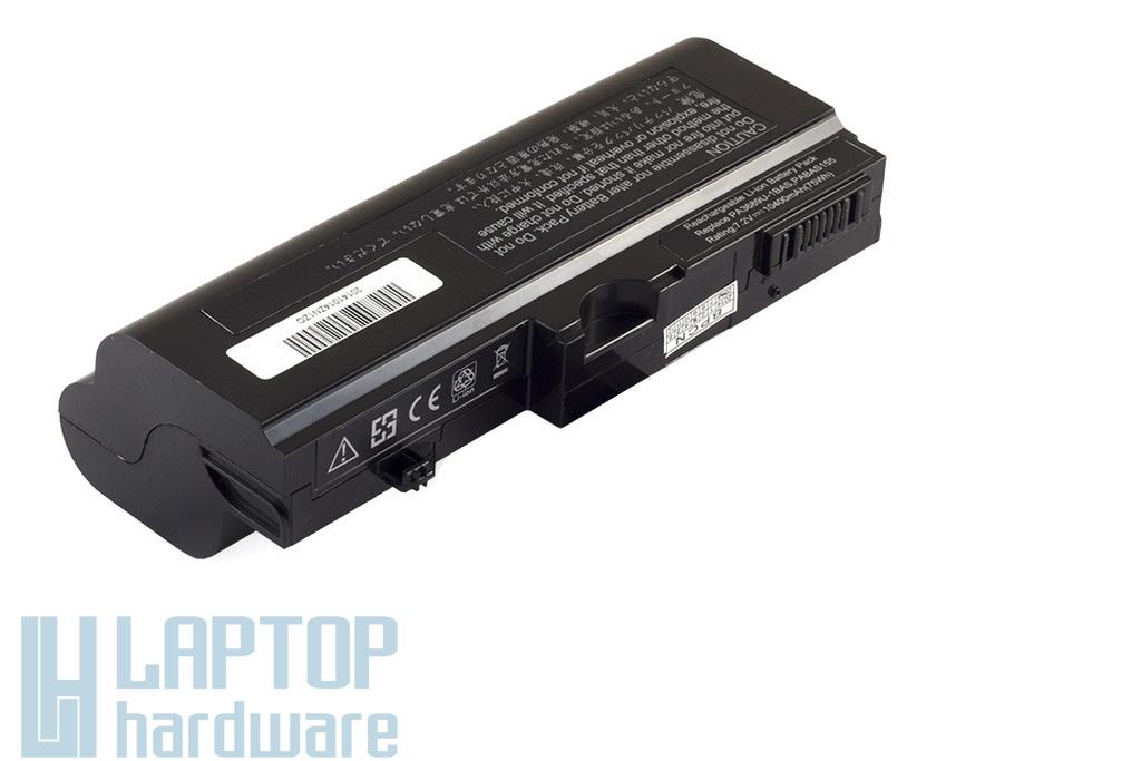 Toshiba Mini NB100, NB105 helyettesítő új 8 cellás laptop akku/akkumulátor (PA3689U-1BRS)