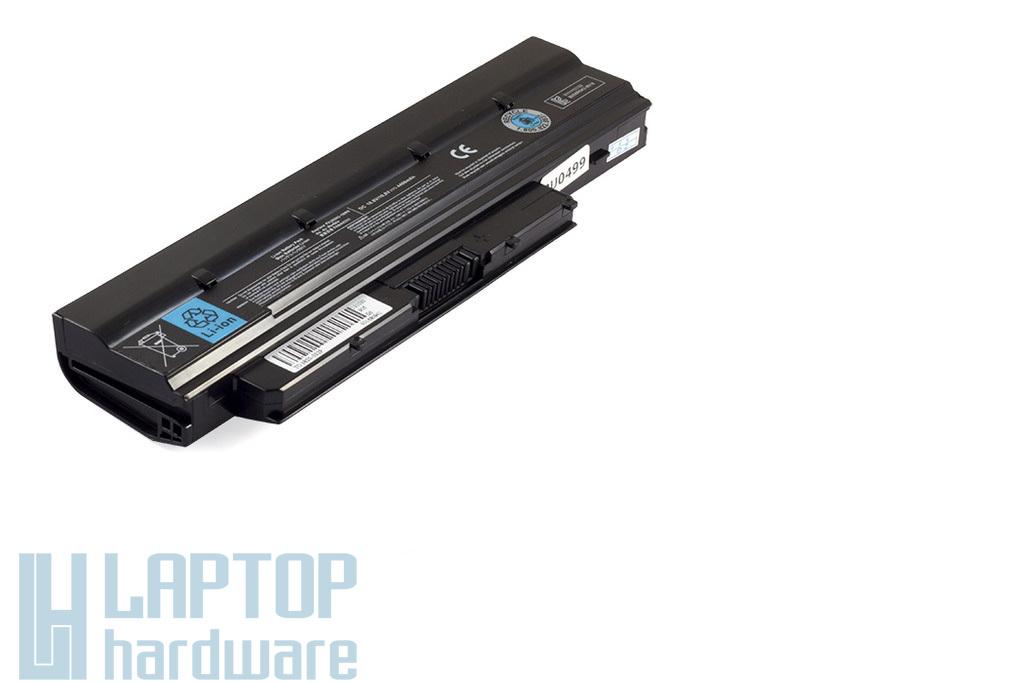 Toshiba Mini NB500, Satellite T210 helyettesítő új 6 cellás laptop akku/akkumulátor (PA3820U-1BRS)