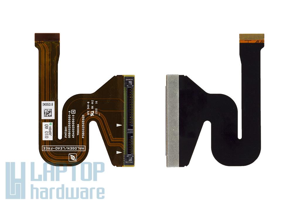 Toshiba Portege A600, R500, R600 gyári új laptop HDD szalagkábel (P5B002505320)