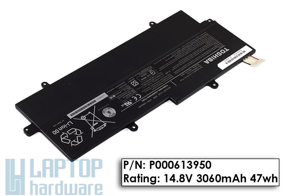 Toshiba Portege Z830, Z930 gyári új 8 cellás laptop akku/akkumulátor (P000613950, PA5013U-1BRS)