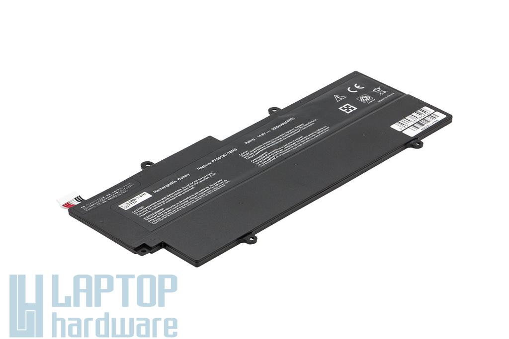 Toshiba Portege Z835 helyettesítő új 8 cellás laptop akku/akkumulátor (P000613950, PA5013U-1BRS)