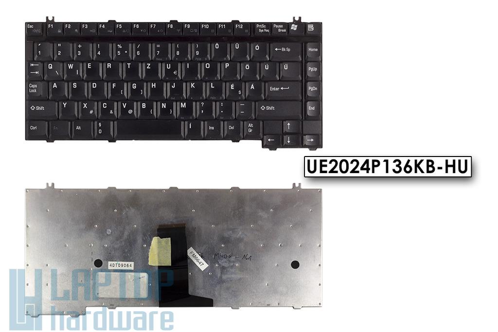 Toshiba Satellite A10, A20, A100, A120 használt magyar laptop billentyűzet (UE2024P136KB-HU)