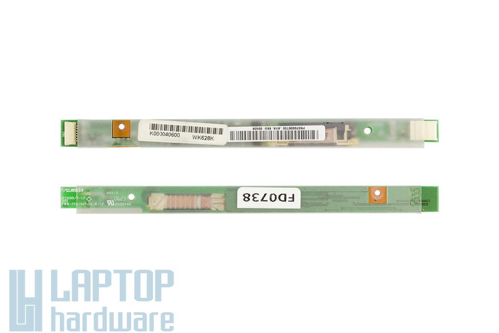 Toshiba Satellite A110 laptophoz használt LCD inverter PWB-IV11150T/J1