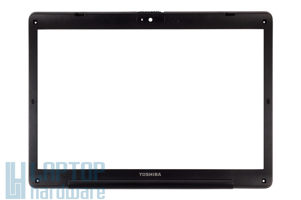 Toshiba Satellite A200, A205, A215 laptophoz gyári új kijelző keret Webkamera hellyel(15.4inch)(AP019000100)