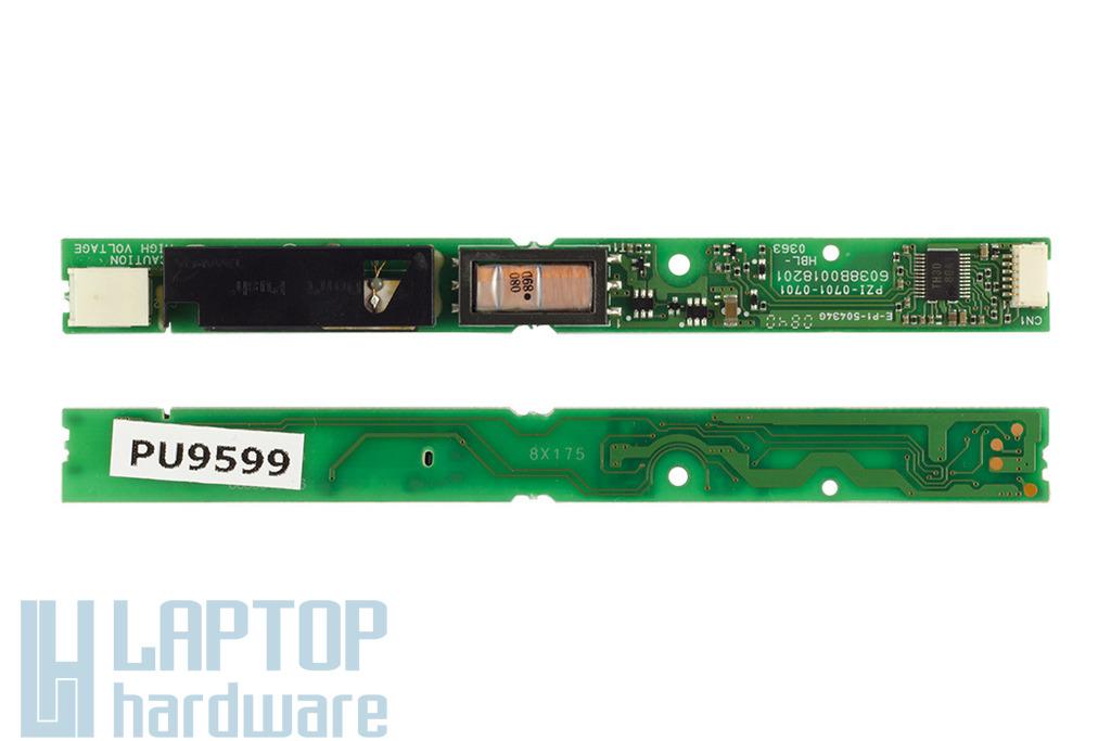 Toshiba Satellite A300, A305, L300, L305 laptophoz használt LCD inverter (JB114)