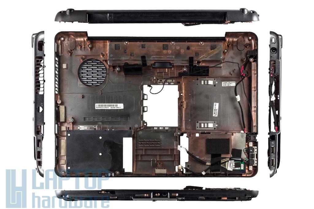 Toshiba Satellite A300, A305 laptophoz használt alsó fedél DC-Jack csatlakozóval, V000120680