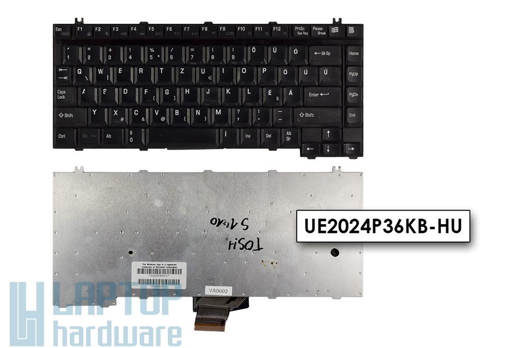 Toshiba Satellite A85, S1410 használt magyar laptop billentyűzet (UE2024P36KB-HU)