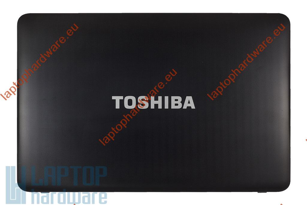 Toshiba Satellite C650, C650D, C655, C655D gyári használt LCD hátlap, V000220020