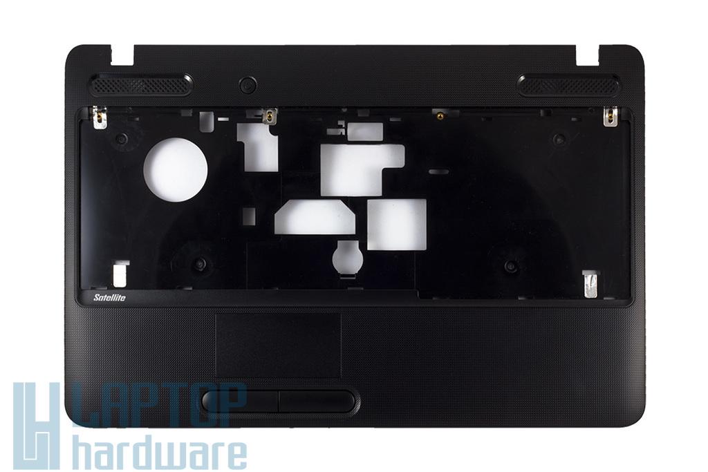 Toshiba Satellite C650, C655 gyári új fekete laptop felső fedél touchpaddal (V000220030)