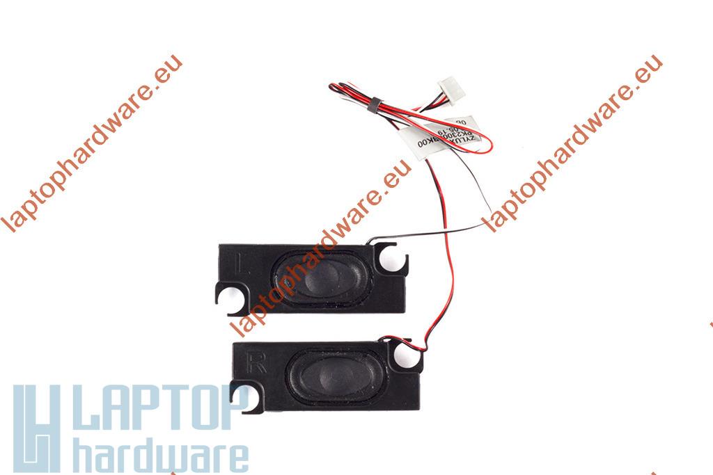 Toshiba Satellite C660, C660D, L500 használt laptop sztereó hangszóró, PK23000BK00