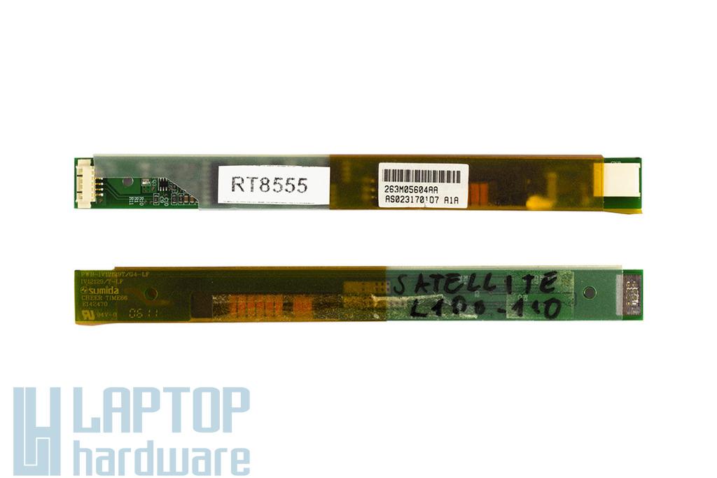 Toshiba Satellite L10, L20, L100 laptophoz használt LCD inverter (AS023170180)