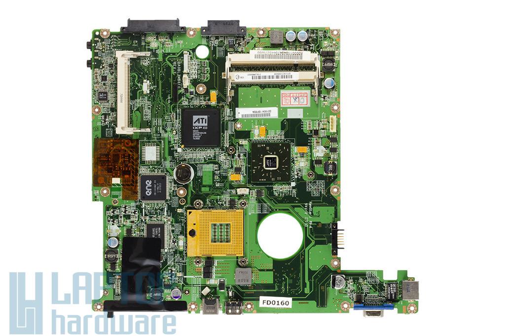 Toshiba Satellite L30 laptophoz használt alaplap (DA0BL3MB6F0)