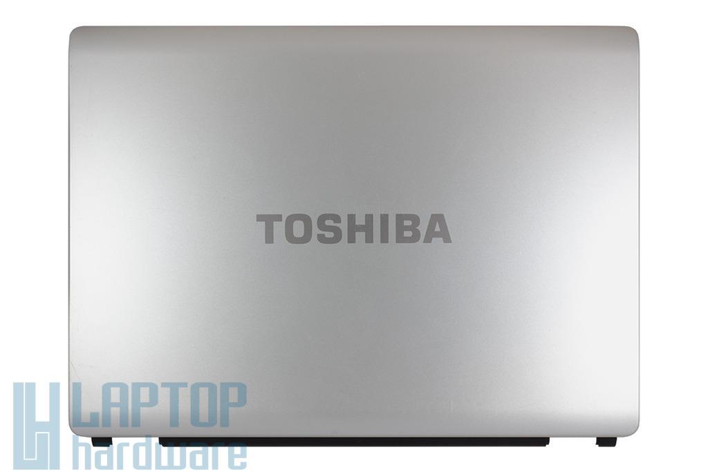 Toshiba Satellite L350, L355 laptophoz használt kijelző hátlap WiFi antennával, mikrofonnal (V000140080 )