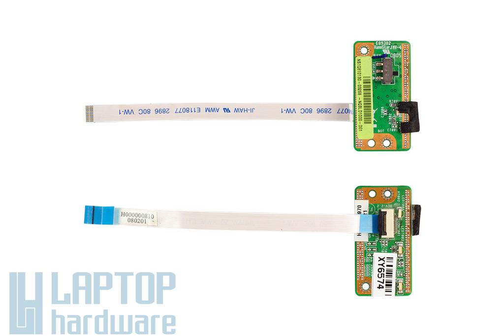Toshiba Satellite L40, Equium L40 laptophoz használt Wifi LED panel (H0000006970)