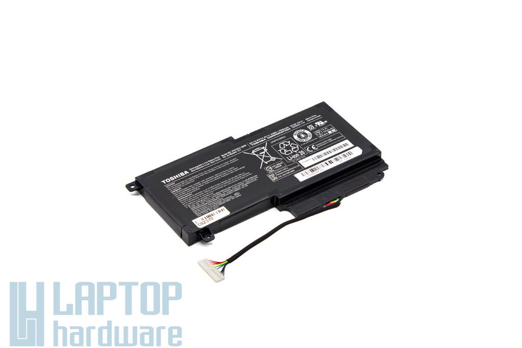Toshiba Satellite L50, S50, P55T gyári új 4 cellás laptop akku/akkumulátor (PA5107U-1BRS, P000617510)