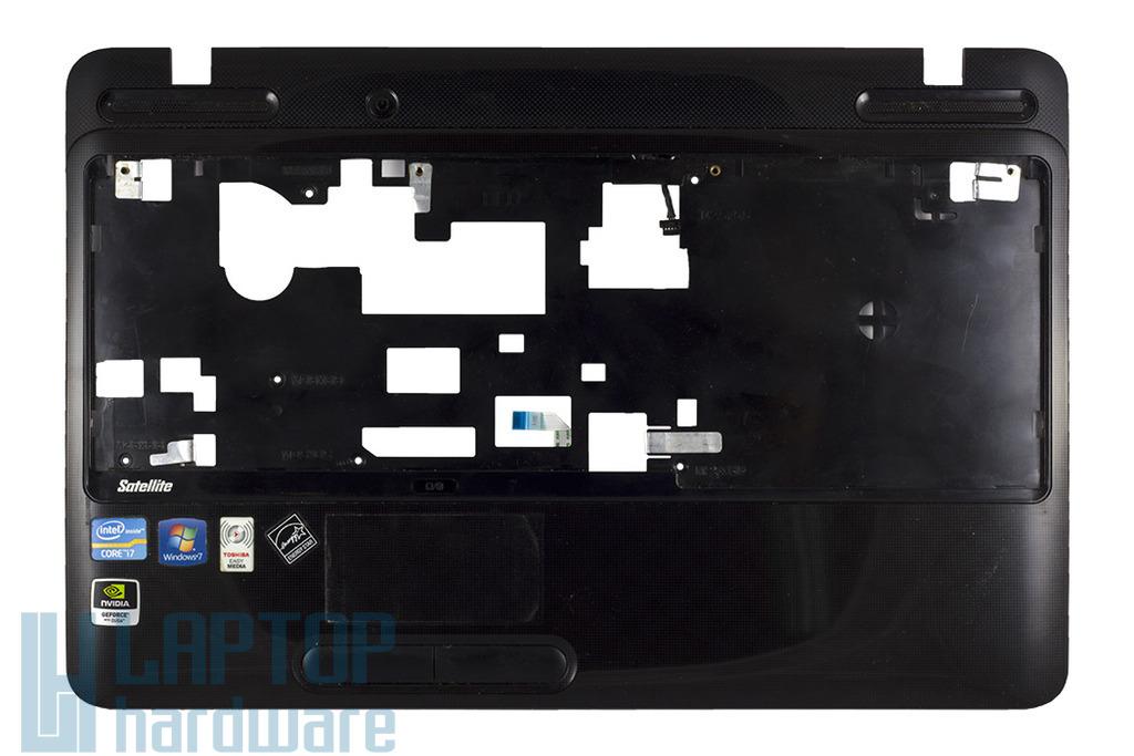 Toshiba Satellite L750, L750D, L755 laptophoz használt felső fedél touchpaddal, EABLB059030