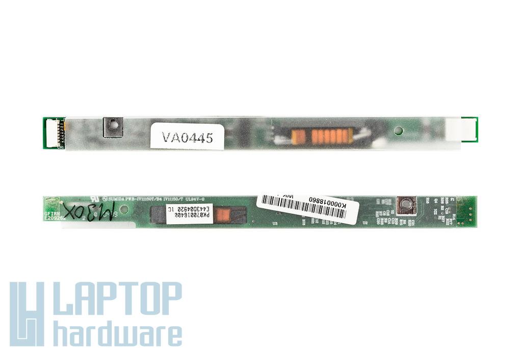 Toshiba Satellite M35X, P20 LCD inverter PWB-IV11150T-B4