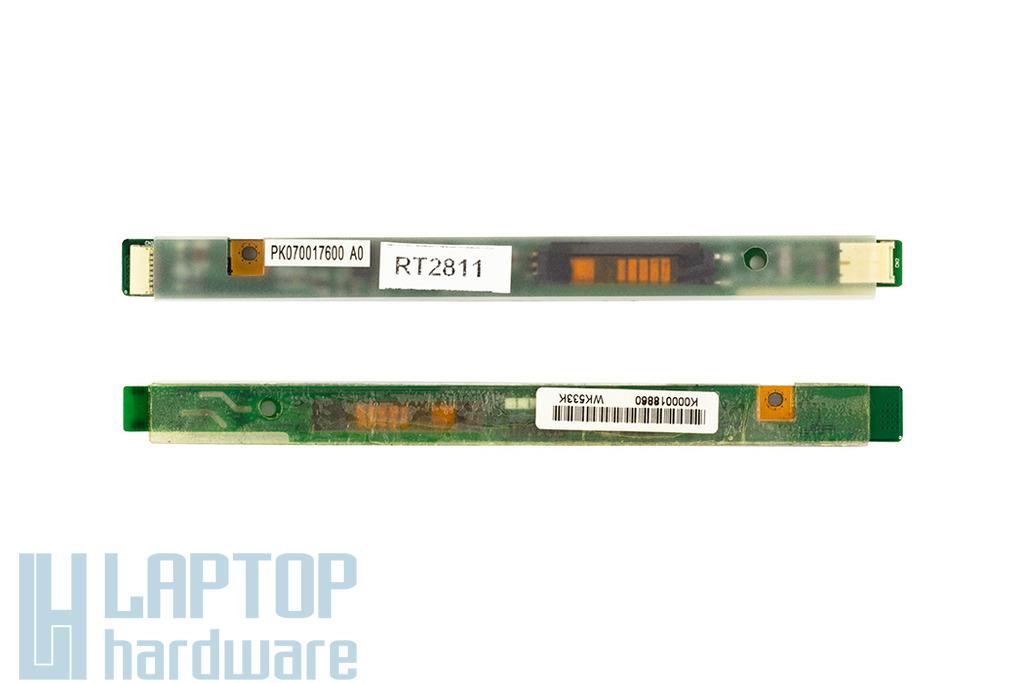 Toshiba Satellite M40X használt laptop LCD inverter (PK070017600-A0,WK533K)