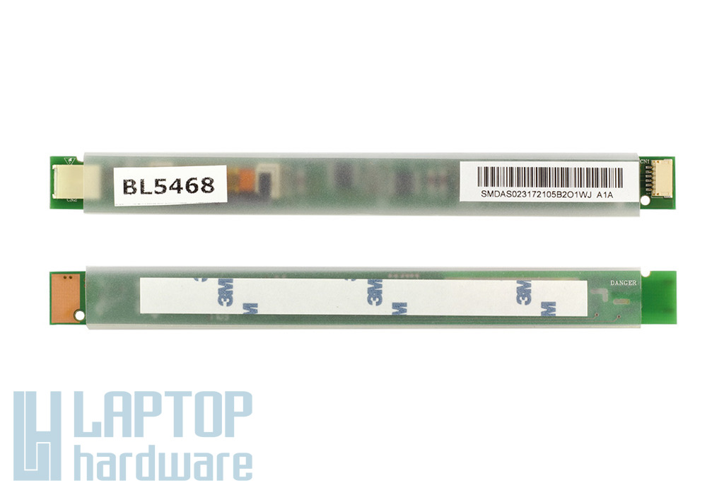 Toshiba Satellite P500, P505 gyári új LCD inverter, A000048380