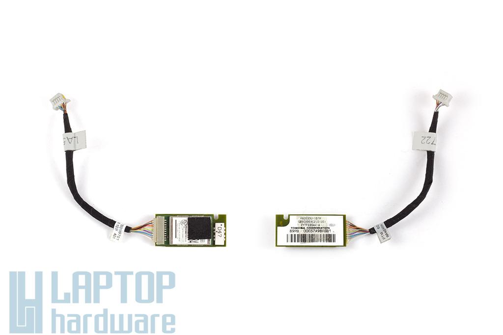 Toshiba Satellite Pro A300, A305 laptophoz használt Bluetooth kártya vezetékkel (G86C0003C210)